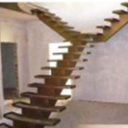 Лестницы на два выхода фото