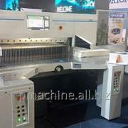 Бумагорезальная машина GUOWANG (Гуованг) MasterCUT K-115T (1150 мм) фото