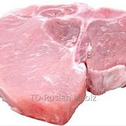 Задок свиной охлажденный Гуменный фото