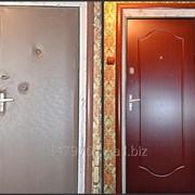 Ремонт и реставрация дверей фото