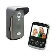 Видеодомофон беспроводной KIVOS 300 фото