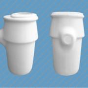 Тигель керамический типа АЛОИ Код товара: 00015609 фото