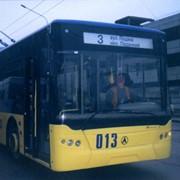Аренда троллейбусов фото