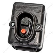 Кнопка пусковая ПНВС 380V укр ЛУЧ-ЛЕМИРА 10А 380В черная №169215 фото