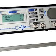Генератор сигналов произвольной формы ГЕНС-101 фото