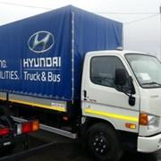 Hyundai HD 78 (Тентованый) фото