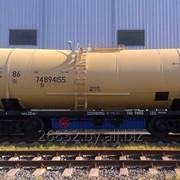 Вагон-цистерна модели 15-9887 фото
