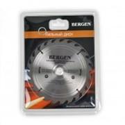Пильный диск Bergen т/спл 160х24Тх20/16мм фото