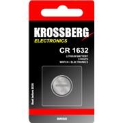 Литиевые кнопочные батарейки Krossberg Electronics фото