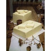 Масло крестьянское весовое ГОСТ, монолит, 20 кг (72,5%) фото