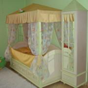 Мебель для детских комнат, детская мебель фото