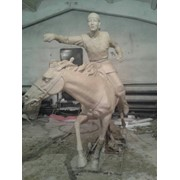 изготовление скульптуры фото