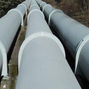 Транспортировка груза по магистральным трубопроводам фото