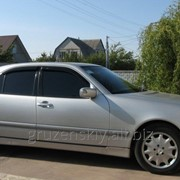 Rent a car business class with an English speaking driver in Kiev фото