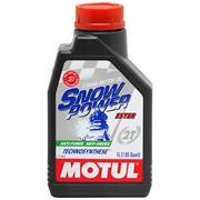 Масла для мотоциклов, моторных лодок и снегоходов MOTUL Snowpower 2T фото