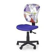 Кресло компьютерное Halmar JUMP (фиолетовый) фото