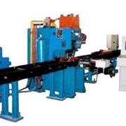 Стан автоматический для пробивки отверстий и маркировки углового проката серии YC – 100 фото
