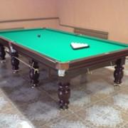 Бильярдный стол Зевс (12 футов). Украина.Купить, цена. фото