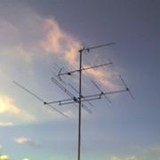 Антенна телевизионная коллективная МИР 3-х диапазонная фото
