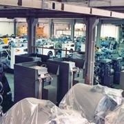 Машины сухой химической чистки фото