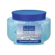 Mineral Beauty System Пенящаяся минеральная соль для ванны Море Mineral Beauty System - Body 642484 600 мл фото