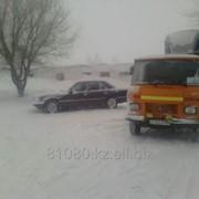 Услуги эвакуатора в Астане фото