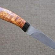 Нож из дамасской стали №161 фото