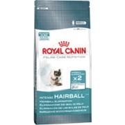 Intense Hairball 34 Royal Canin корм для домашних длинношерстных кошек, от 1 года до 7 лет, Пакет, 0 фото