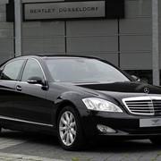 Аренда Mercedes-Benz S с водителем фото