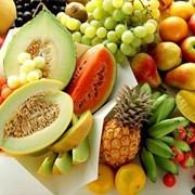 Пюре с одного вида фруктов и овощей и микс в ассортименте фото