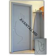 Классическая дверь MDF, арт. 35 фото