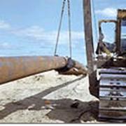 Монтаж магистральных и промышленных трубопроводов фото