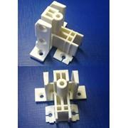 Изделия из пластика. Механическое соединение профилей. фото