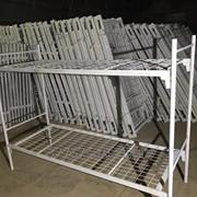 Кровати для строителей, общежитий, гостиниц, больниц