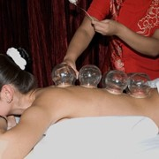 Баночный массаж фото
