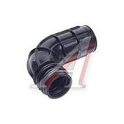 Патрубок ВАЗ-21214 фильтра воздушного к дросселю БАЛАКОВОЗАПЧАСТЬ фото