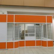 Производство мебели для аптек и оптик фото