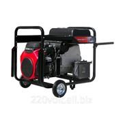 Генератор бензиновый AGT 14003 HSBE R16 152025 фото