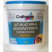 Штукарка силіконова, біла, Craftsman TSN, 25 кг. фото