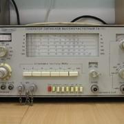 Генератор сигналов ВЧ Г4-102 фото