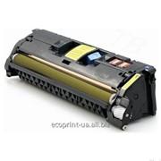Услуга восстановление картриджа HP Q3962A и HP 2550 Yellow фото