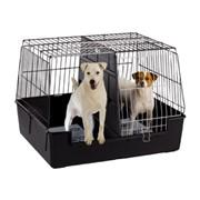 Контейнер-клетка для автоперевозки животных фото