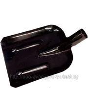 Лопата совковая с ребрами жесткоси