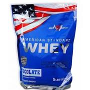 American Standard Whey Mex Nutrition 2000 грамм фото