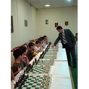 Обучение в шахматы фото