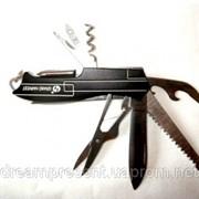 Нож Multi-Function черный фото