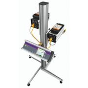 Принтер больших знаков высокого разрешения с нанесением чернил горячим способом 5800 фото