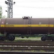Аренда железнодорожных цистерн фото