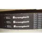 Ремень привода смесительного бака BMS Worker №1,Sigma, фото