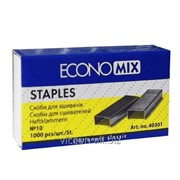 Скобы для степлера №10, economix E40301 фото